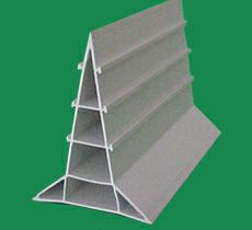 CP PVCu Expansion Joint for Concrete